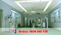 Báo giá thiết kế thi công phòng sạch tiêu chuẩnGMP