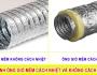 So sánh ống gió mềm cách nhiệt và ống gió mềm không cáchnhiệt